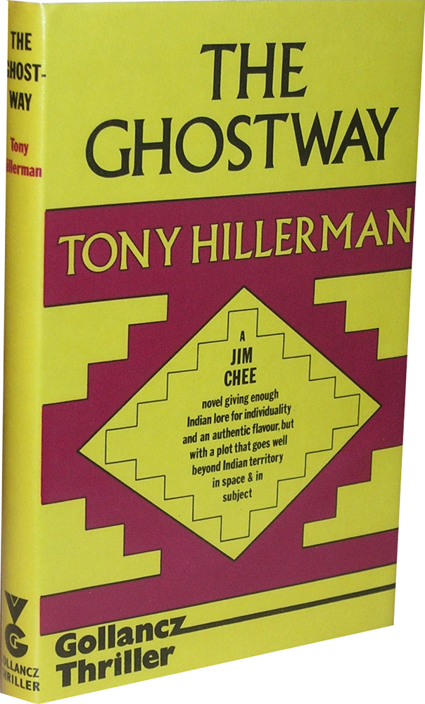 The Ghostway. Tony Hillerman.