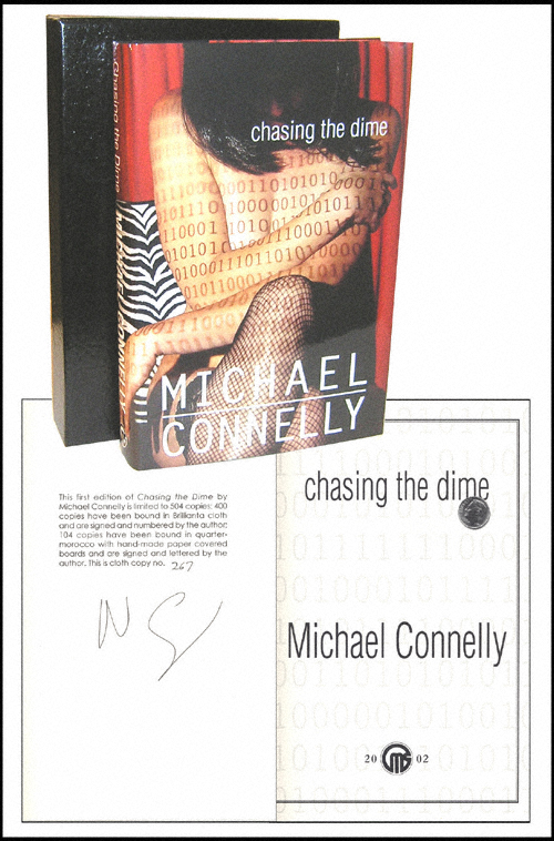 Chasing the Dime. Michael Connelly.