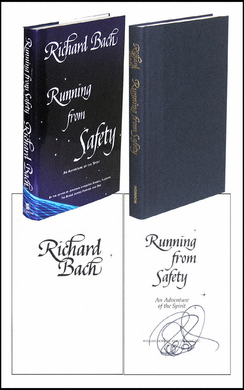 Running From Safety. Richard Bach.