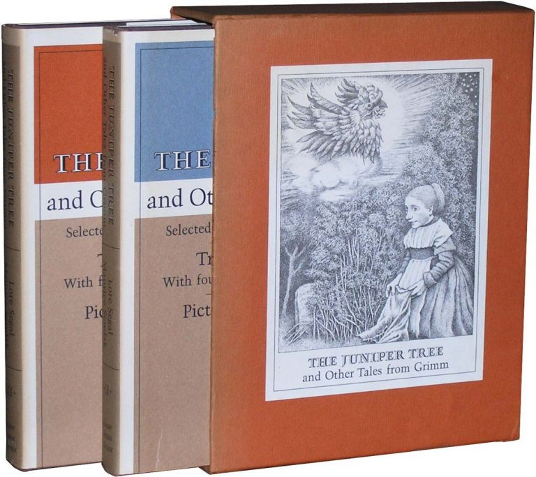The Juniper Tree And Other Tales. Trans Lore Segal.