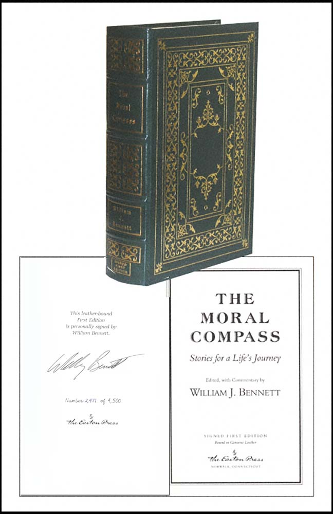 The Moral Compass. William J. Bennett.
