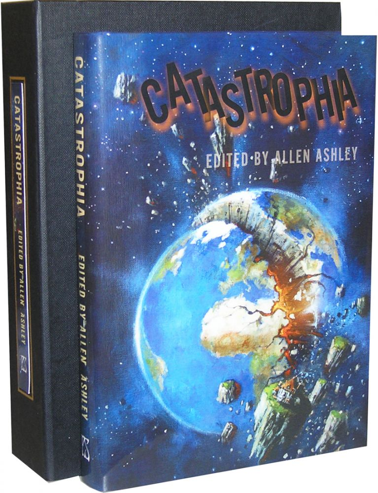 Catastrophia. Allen Ashley.