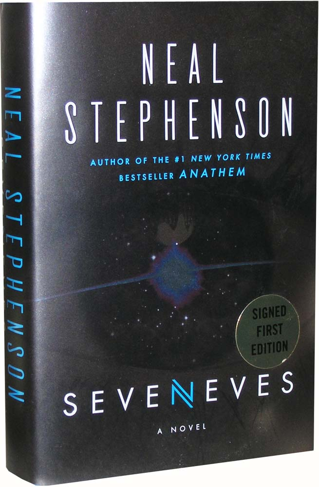 Seveneves. Neal Stephenson.