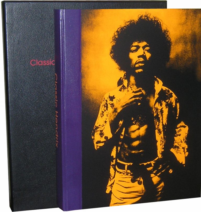 Classic [Jimi] Hendrix [DELUXE Edition]. Joe Perry with Brad Tolinski.