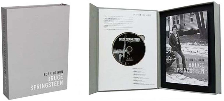 Born to Run [Deluxe Signed Limited Edition]. Bruce Springsteen.