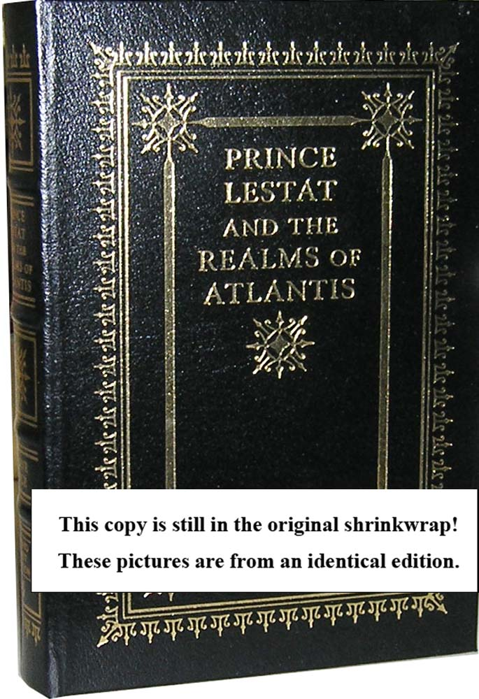 Prince Lestat and the Realms of Atlantis. Anne Rice.