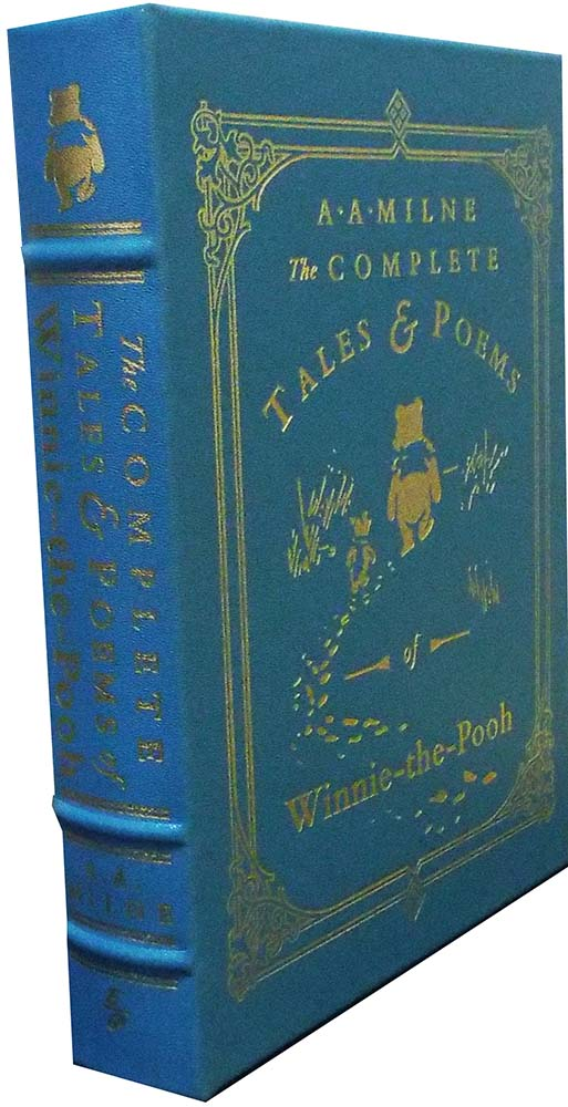 The Complete Tales and Poems of Winnie-the-Pooh. A. A. Milne.