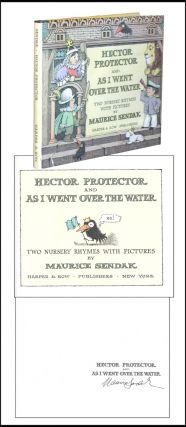 Hector Protector and As I Went Over the Water. Maurice Sendak