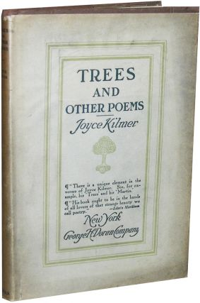 Trees and Other Poems. Joyce Kilmer.