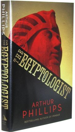 The Egyptologist. Arthur Phillips