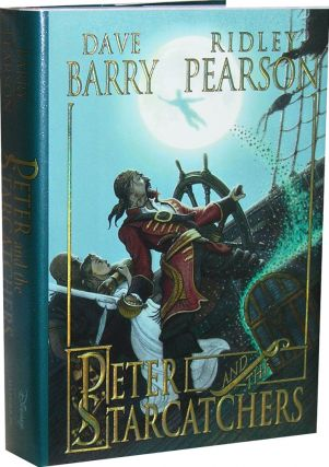 Peter and the Starcatchers. Ridley Pearson Dave Barry.