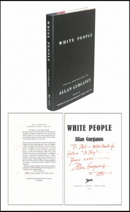 White People. Allan Gurganus