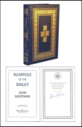 Rumpole of the Bailey. John Mortimer