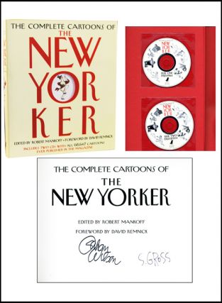 The Complete New Yorker. Robert Mankoff