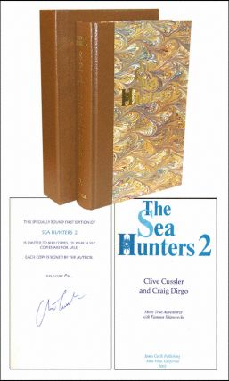 The Sea Hunters 2. Clive Cussler