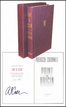 Point of Origin. Patricia Cornwell.