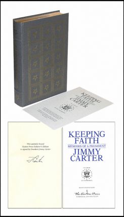 Keeping Faith. Jimmy Carter.