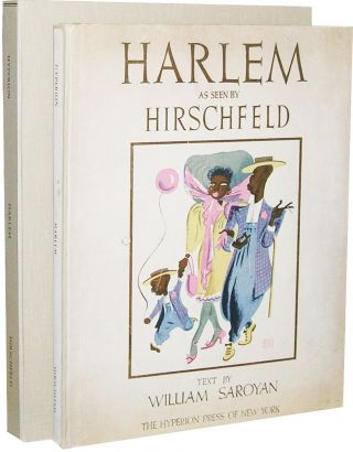 Harlem As Seen By Hirschfeld. William Saroyan