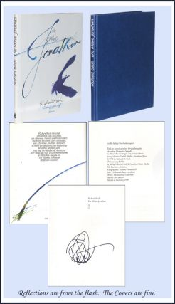 Die Moewe Jonathan (Jonathan Livingston Seagull German edition). Richard Bach