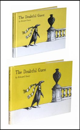 The Doubtful Guest. Edward Gorey.