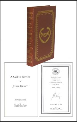 A Call To Service. John Kerry