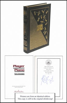 Player Piano. Kurt Vonnegut