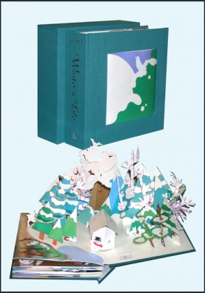 A Winter's Tale: A Deluxe Limited Pop-Up Book. Robert Sabuda