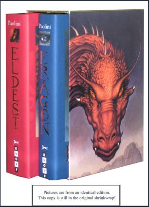 Eragon and Eldest (2 Vol.). Christopher Paolini