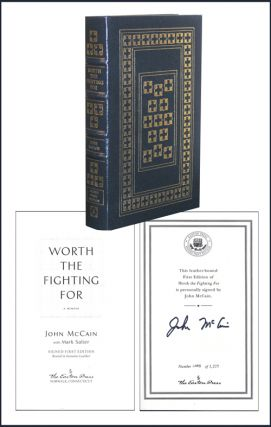 Worth the Fighting For. John McCain