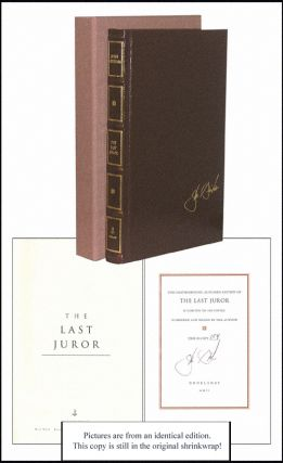 The Last Juror. John Grisham