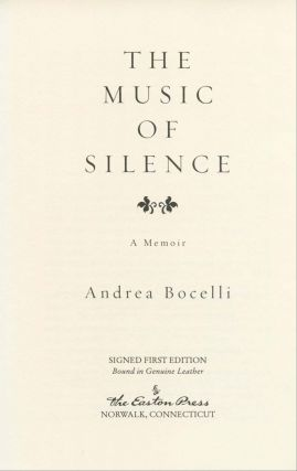 The Music of Silence