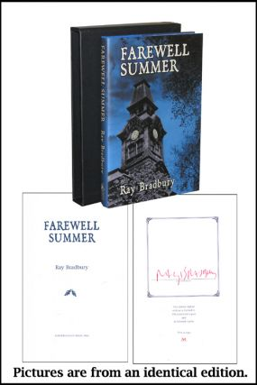 Farewell Summer. Ray Bradbury