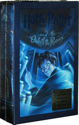 Harry Potter and the Order of the Phoenix. J. K. Rowling.