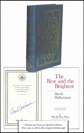 The Best and the Brightest. David Halberstam