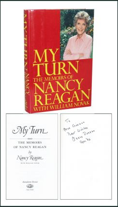 My Turn: The Memoirs of Nancy Reagan. Nancy Reagan, William Novak
