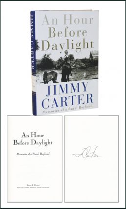 An Hour Before Daylight: Memories of a Rural Childhood. Jimmy Carter