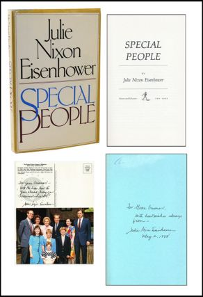 Special People. Julie Nixon Eisenhower.