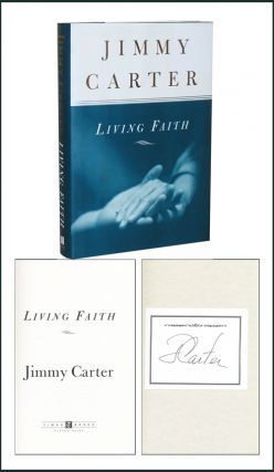 Living Faith. Jimmy Carter