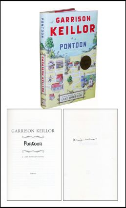 Pontoon: A Novel of Lake Wobegon. Garrison Keillor