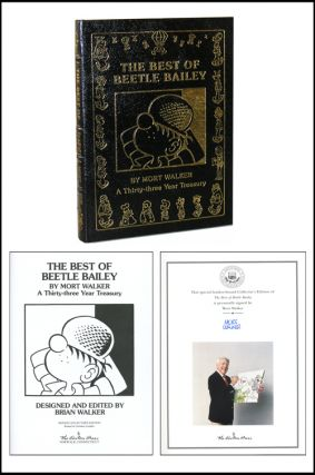 The Best of Beetle Bailey: A Thirty-three Year Treasury. Mort Walker