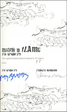 Match To Flame: The Fictional Paths to Fahrenheit-451