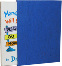 Marvin K. Mooney Will You Please Go Now! Seuss Dr