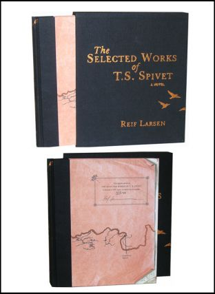 The Selected Works of T.S. Spivet. Reif Larsen