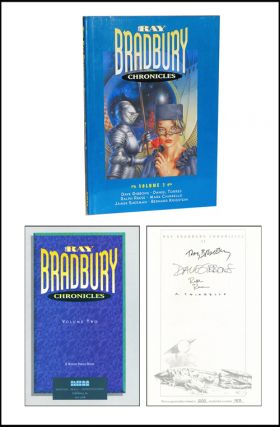 The Ray Bradbury Chronicles: Volume II 2. Ray Bradbury.