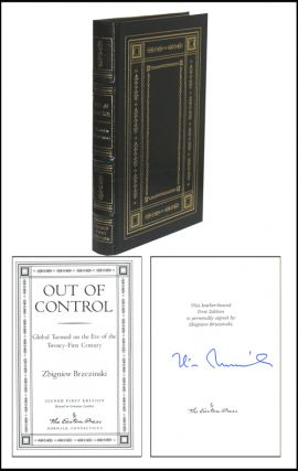 Out of Control. Zbigniew Brzezinski