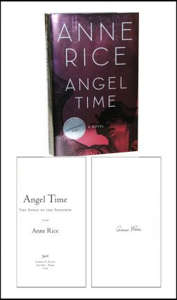Angel Time. Anne Rice