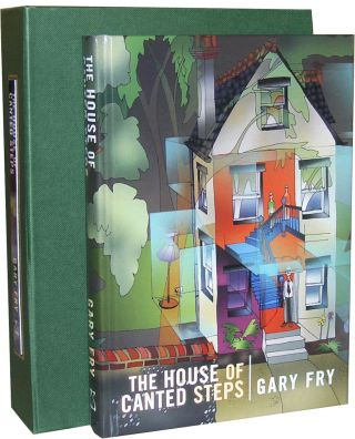 The House of Canted Steps. Gary Fry