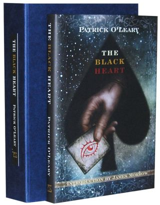 The Black Heart. Patrick O'Leary