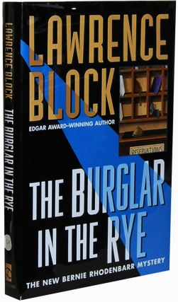 The Burglar in the Rye. Lawrence Block
