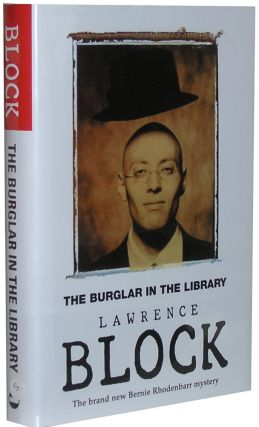 The Burglar in the Library. Lawrence Block